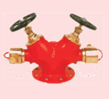 fire hydrant accesories double headed lending