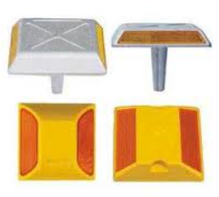safety road reflector studs