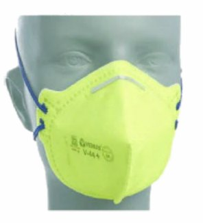 disposable safety mask v44