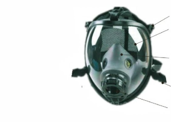 full safety mask v777
